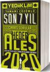 2020 ALES Son 7 Yıl Tamamı Çözümlü Çıkmış Sorular(22 Eylül Ales-2 Ekli)
