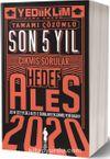 2020 ALES Son 5 Yıl Tamamı Çözümlü Çıkmış Sorular(22 Eylül Ales-2 Ekli)