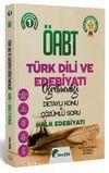 2020 ÖABT Türk Dili ve Edebiyatı 1. Kitap Halk Edebiyatı Konu Anlatımlı Soru Bankası
