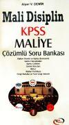 KPSS Mali Disiplin Maliye Çözümlü Soru Bankası