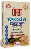 2020 ÖABT Türk Dili ve Edebiyatı 2. Kitap Divan Edebiyatı Konu Anlatımlı Soru Bankası