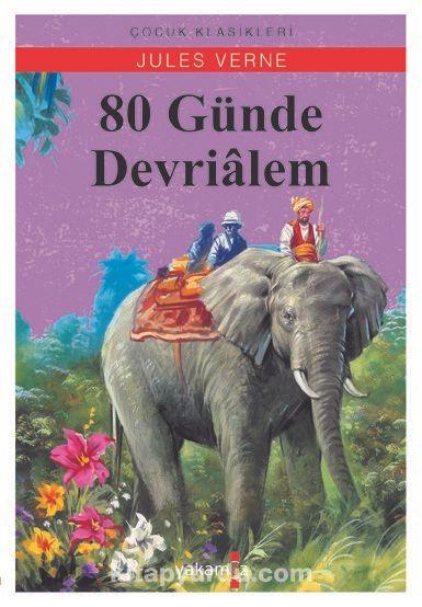 80 Günde Devrialem - Jules Verne pdf epub