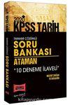 2020 KPSS Ataman Tarih Tamamı Çözümlü Soru Bankası