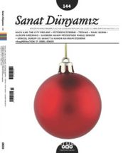 Sanat Dünyamız İki Aylık Kültür ve Sanat Dergisi Sayı:144 Ocak-Şubat 2015