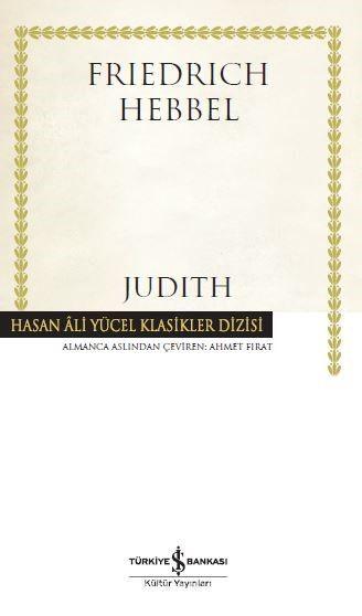 Judith (Karton Kapak) - F. Hebbel pdf epub