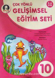 Çok Yönlü Gelişimsel Eğitim Seti 10 (5-6 Yaş)