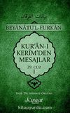 Kur'an-ı Kerim'den Mesajlar 29. Cüz 1