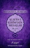 Kur'an-ı Kerim'den Mesajlar 30. Cüz 1