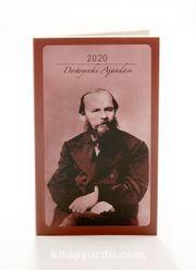2020 Dostoyevski Ajandası (Büyük Boy)