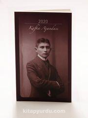 2020 Franz Kafka Ajandası (Büyük Boy)