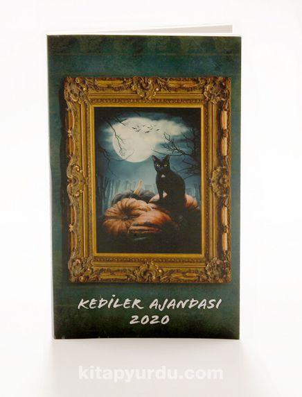 2020 Kediler Ajandası (Büyük Boy)