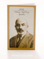 2020 Mehmet Akif Ersoy Ajandası (Büyük Boy)