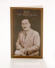 2020 Stefan Zweig Ajandası (Büyük Boy)
