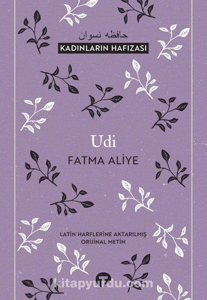 Udi - Fatma Aliye Hanım pdf epub