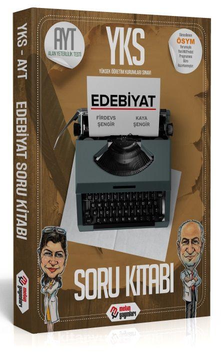 YKS AYT Edebiyat Soru Kitabı - Kollektif pdf epub