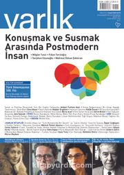 Varlık Aylık Edebiyat ve Kültür Dergisi Kasım 2019