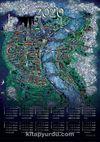 2020 Takvimli Poster - Minyatürler - Nusret Çolpan - Köln