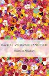 Hazret-i Zehra'nın Faziletleri
