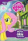 My Little Pony  Sürpriz Bilet (Boya-Oku-Yapıştır)