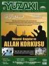 Yüzakı Aylık Edebiyat, Kültür, Sanat, Tarih ve Toplum Dergisi / Sayı:120 Şubat 2015