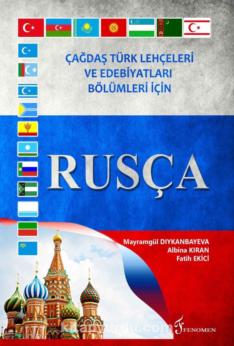 Rusça - Mayramgül Dıykanbayeva pdf epub