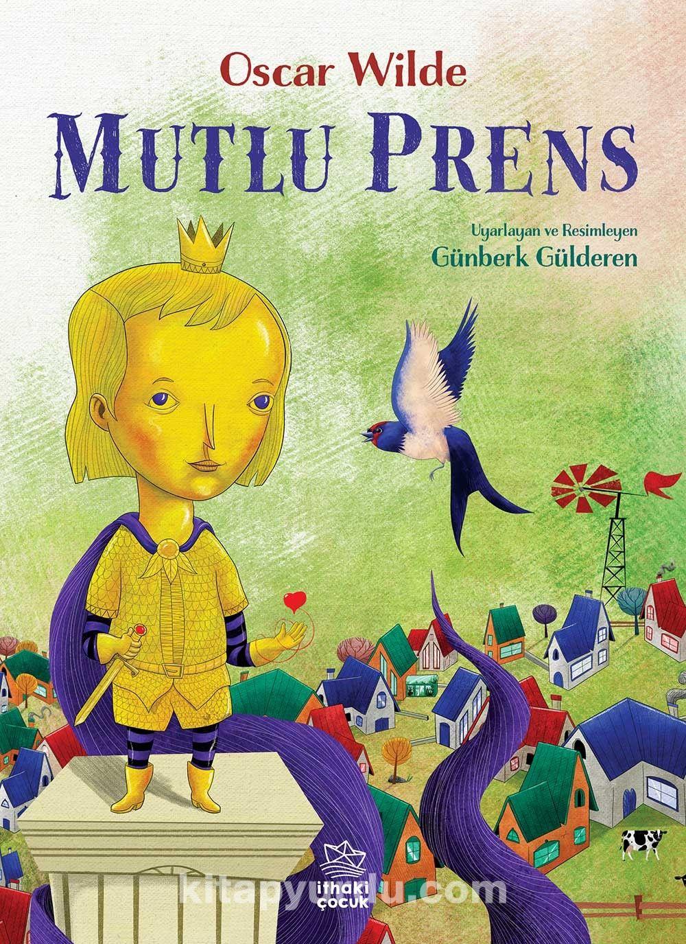 Mutlu Prens - Oscar Wilde pdf epub