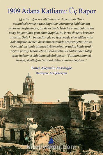 1909 Adana Katliamı: Üç Rapor - Ari Şekeryan pdf epub