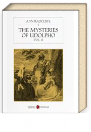 The Mysteries of Udolpho (Vol. II)