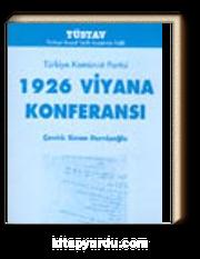 Türkiye Komünist Partisi 1926 Viyana Konferansı