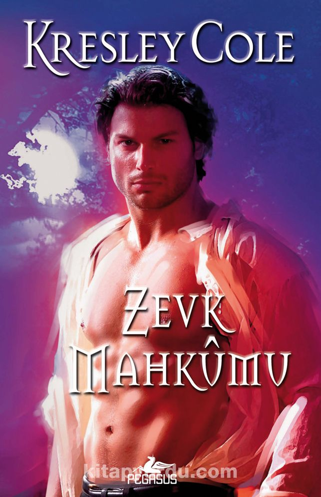Zevk Mahkumu - Kresley Cole pdf epub