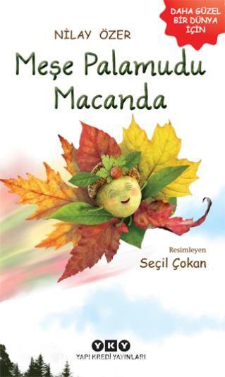 Meşe Palamudu Macanda - Nilay Özer pdf epub