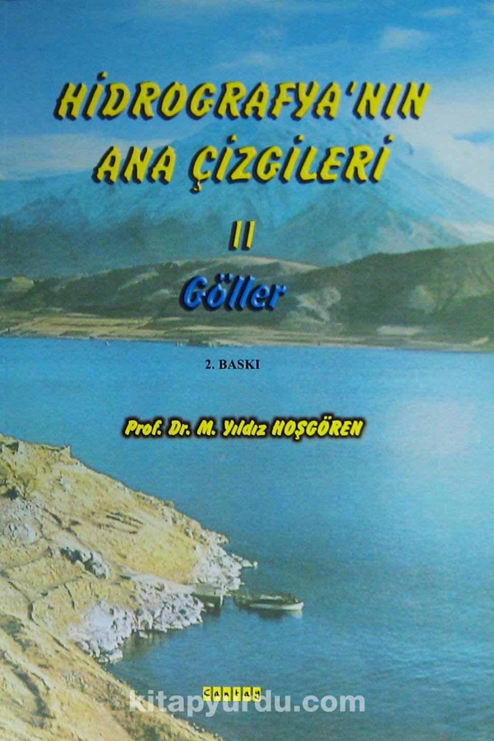 Hidrografya'nın Ana çizgileri 2Göller - Prof. Dr. M. Yıldız Hoşgören pdf epub