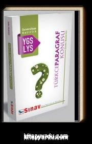 YGS-LYS Türkçe Paragraf Konusu Soru Bankası