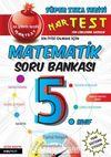 5 Sınıf Matematik Soru Bankası Süper Zeka Serisi