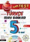 5 Sınıf Türkçe Soru Bankası Süper Zeka Serisi