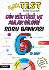 6 Sınıf Din Kültürü Ve Ahlak Bilgisi Soru  Bankası