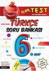 6 Sınıf Türkçe Soru Bankası Fen Liselerine Hazırlık
