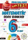 6 Sınıf Matematik Soru Bankası Süper Zeka Serisi