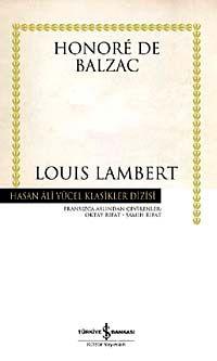 Louis Lambert (Ciltsiz)
