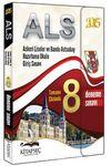 2015 ALS Askeri Liseler ve Bando Astsubay Hazırlama Okulu Giriş Sınavı Tamamı Çözümlü 8 Deneme Sınavı
