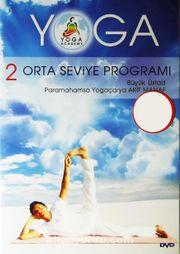 Yoga Orta Seviye Programı (Dvd)