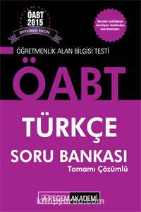 2015 KPSS ÖABT Türkçe Tamamı Çözümlü Soru Bankası - Kollektif pdf epub