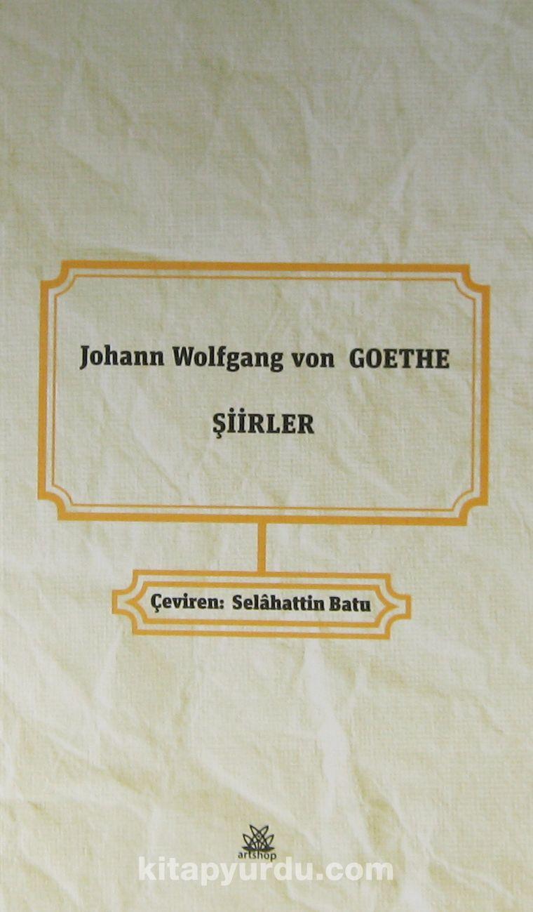 Şiirler / Johann Wolfgang von Goethe - Johann Wolfgang Goethe pdf epub