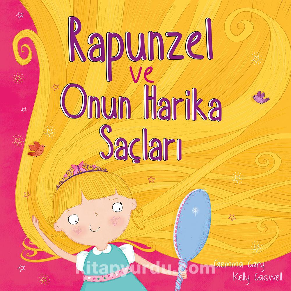 Rapunzel ve Onun Harika Saçları - Gemma Cary pdf epub