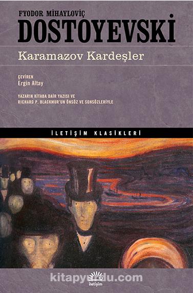 """""""Karamazov Kardeşler"""" (1880) Fyodor Mihayloviç Dostoyevski ile ilgili görsel sonucu"""