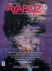 Ayarsız Aylık Fikir Kültür Sanat ve Edebiyat Dergisi Sayı:45 Kasım 2019