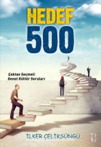 Hedef 500 - İlker Çeliksüngü pdf epub