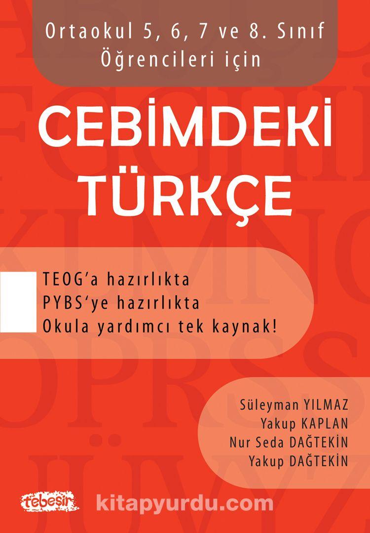 Cebimdeki Türkçe - Süleyman Yılmaz pdf epub