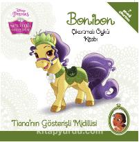 Disney Sevimli Saraylılar Bonibon / Çıkartmalı Öykü Kitabı - Kollektif pdf epub