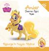 Disney Sevimli Saraylılar Amber / Çıkartmalı Öykü Kitabı